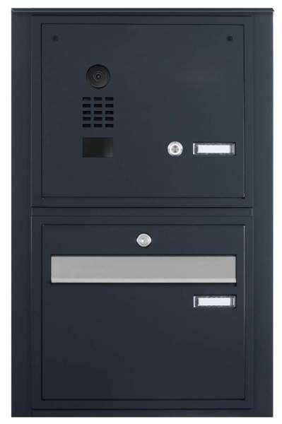 Frabox Aufputz Briefkastenanlage EVEGO inklusive DoorBird-Videomodul
