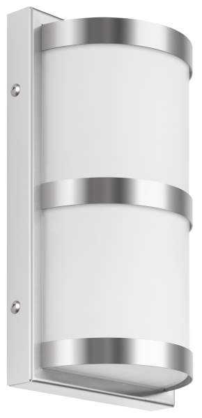 LCD Edelstahl Design Wandleuchte Typ 042