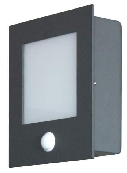 Heibi LED-Außenleuchte Mona COLOUR mit Bewegungsmelder