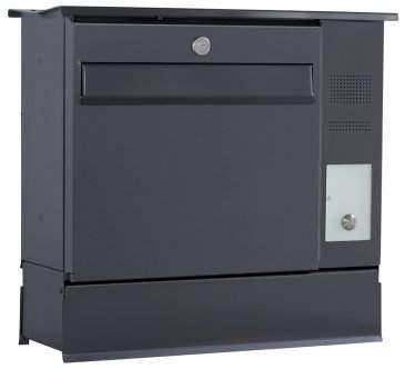 Max Knobloch Briefkasten LIKNO XAS8000 Ral 7016 %