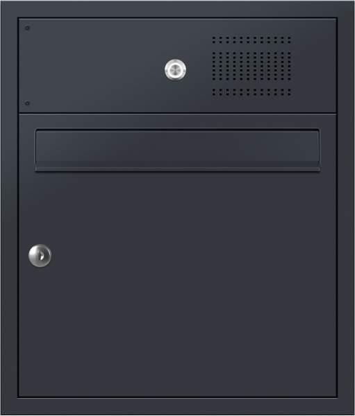 Frabox Unterputz-Briefkasten OLEVA mit Sprechsieb und Klingel