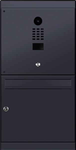 Frabox Aufputz-Briefkasten AREVO mit DoorBird-Videotechnik