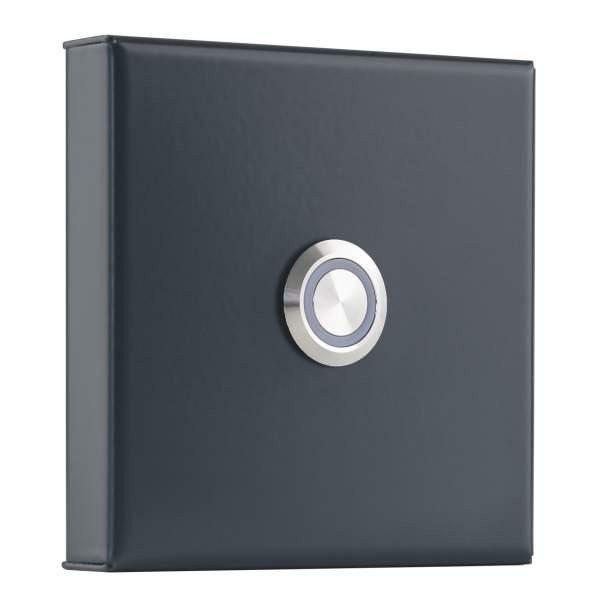 Frabox Klingelplatte FRAME LED für Unterputzmontage