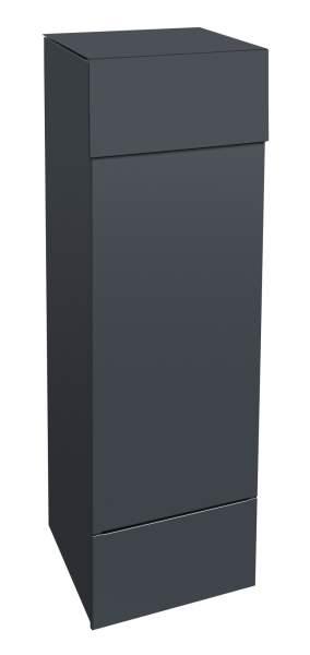Frabox Design Paketkasten NAMUR Anthrazitgrau