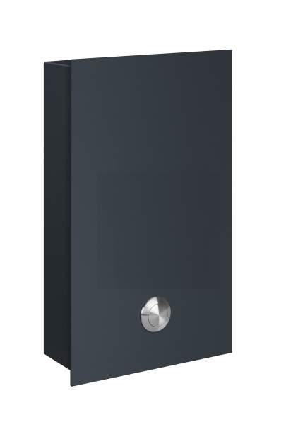 Frabox/® LED-Edelstahl Design Hausnummernleuchte NAMUR Qualit/ät Made in Germany