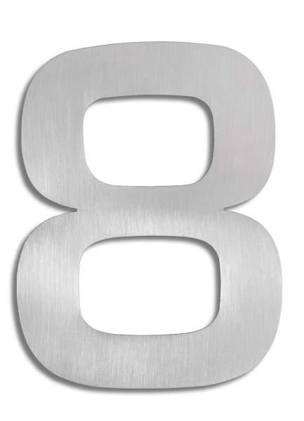 Blomus Edelstahl-Ziffern SIGNO als Hausnummer