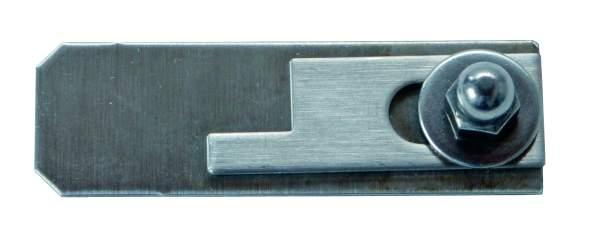 Klappenverschluss CLOSE für Briefkastenanlagen