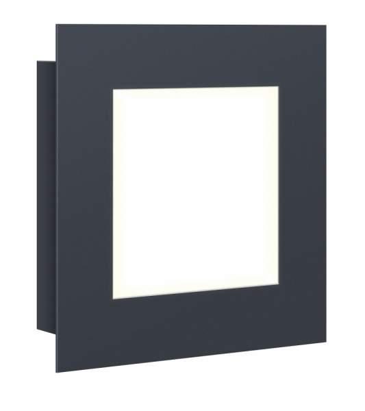 Frabox LED Aussenleuchte NAMUR anthrazitgrau