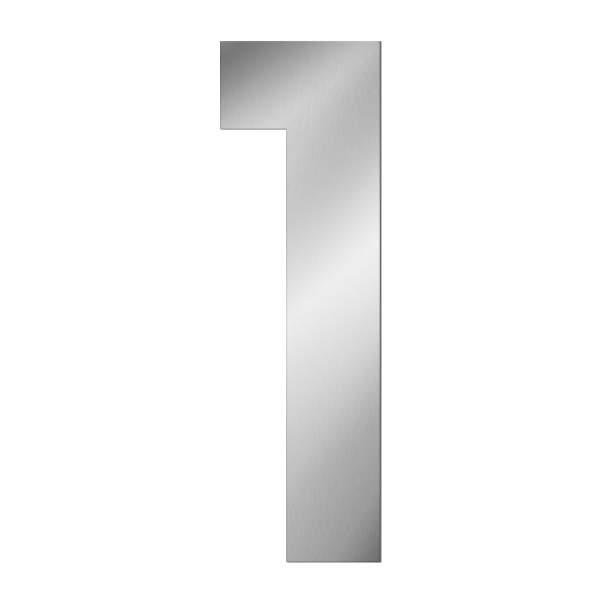 Frabox Edelstahl Hausnummer CALE XL
