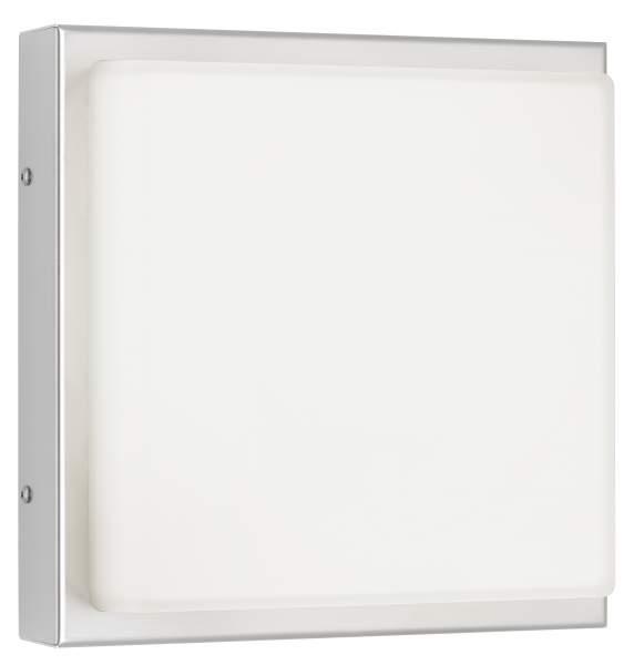 LCD Edelstahl Design Wandleuchte Typ 046 LED mit Bewegungsmelder