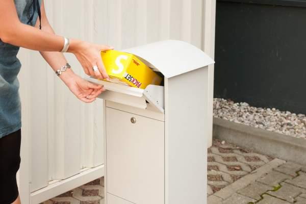 Frabox Paketkasten / Paketbox GENT