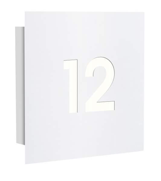 Frabox LED-Design Hausnummernleuchte NAMUR