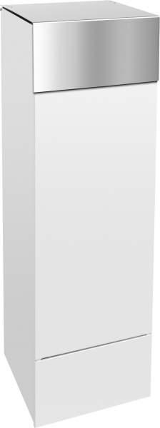 Frabox Design Paketkasten NAMUR RAL: 9016 verkehrsweiss %