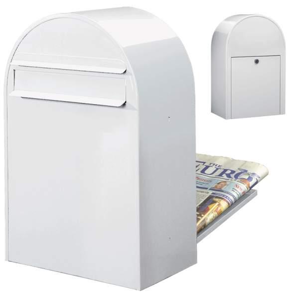Bobi Briefkasten CLASSIC B in weiß