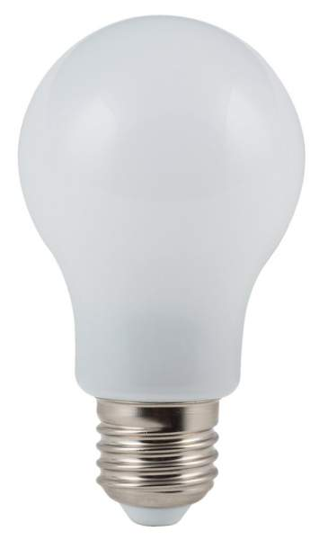Heitronic LED-Leuchtmittel E27-Fassung, 9 Watt