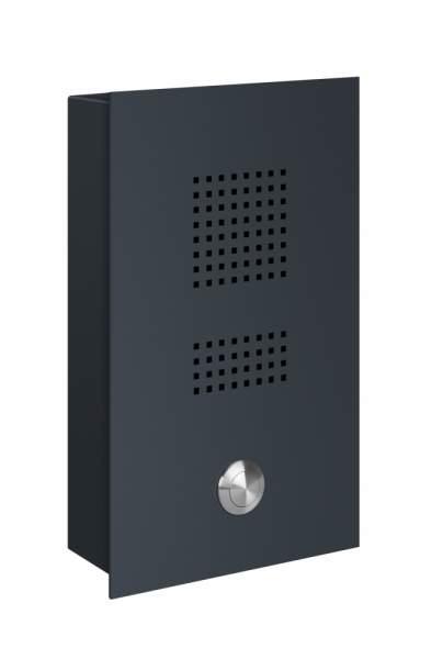Frabox Design Kommunikationselement NAMUR Anthrazitgrau