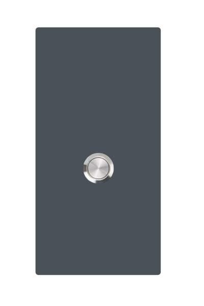 Frabox Klingelplatte LUTON mit LED für Unterputzmontage
