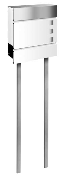 Frabox Design Briefkasten LENS EXKLUSIV