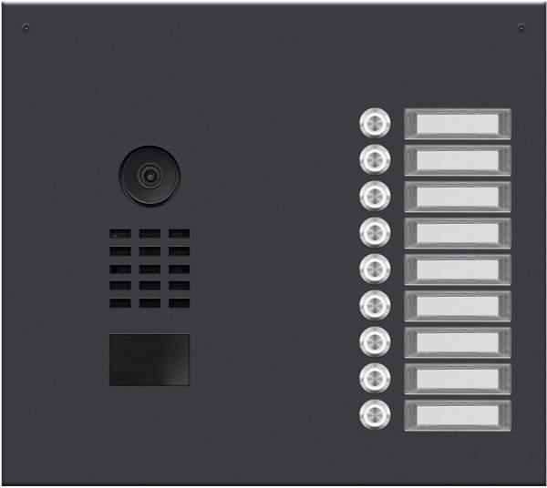 Frabox Videomodul LUIS inklusive DoorBird-Videotechnik