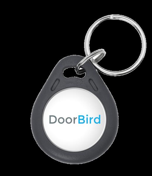 DoorBird 125 KHz Transponder Key Fob, 64bit, schreibgeschützt, für D21x und neuer, 10 Stück
