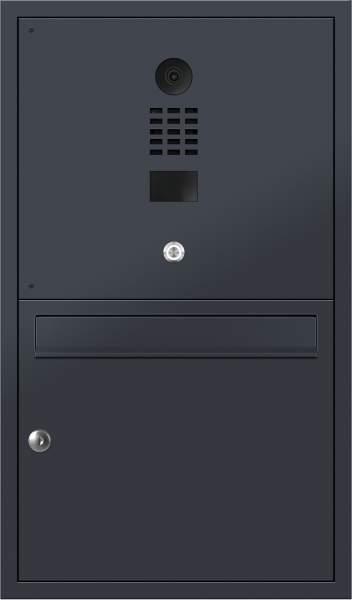 Frabox Unterputz-Briefkasten OLEVA mit DoorBird-Videotechnik