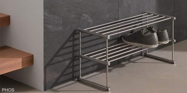 PHOS Design Schuhregal Take 2