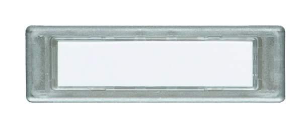 Ersatz-Namensschild für Max Knobloch Briefkastenanlagen
